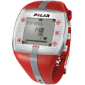 POLAR FT7F RED SILVER